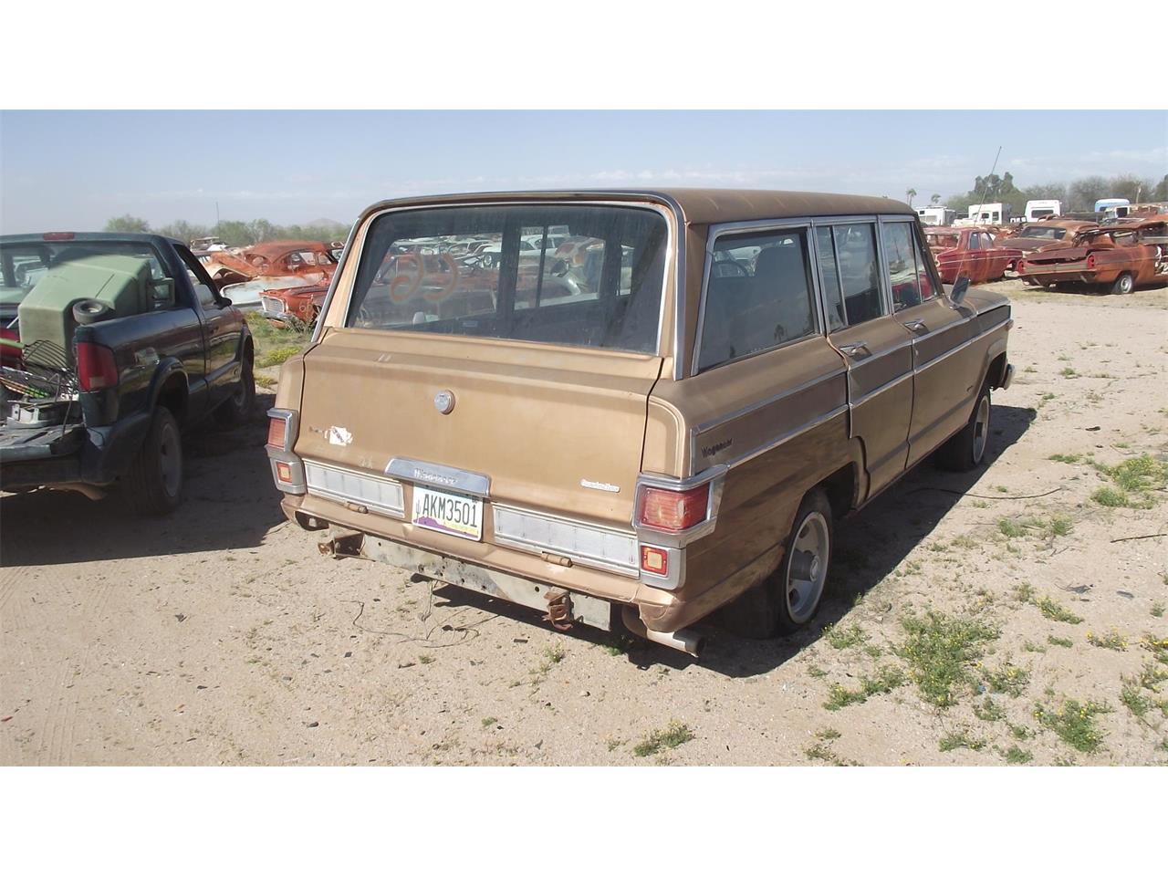 1979 Jeep Wagoneer (CC-1393644) for sale in Phoenix, Arizona