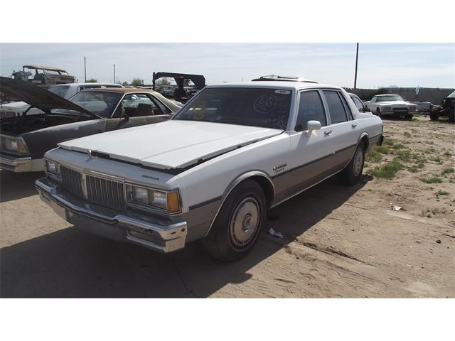 1983 Pontiac Parisienne (CC-1393645) for sale in Phoenix, Arizona