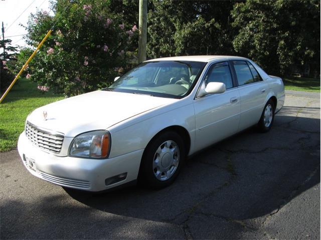 2002 Cadillac DeVille (CC-1390365) for sale in Greensboro, North Carolina