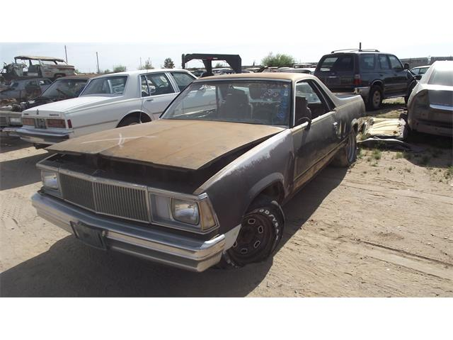 1980 Chevrolet El Camino (CC-1393651) for sale in Phoenix, Arizona