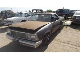 1980 Chevrolet El Camino (CC-1393651) for sale in Phoenix, Arizona