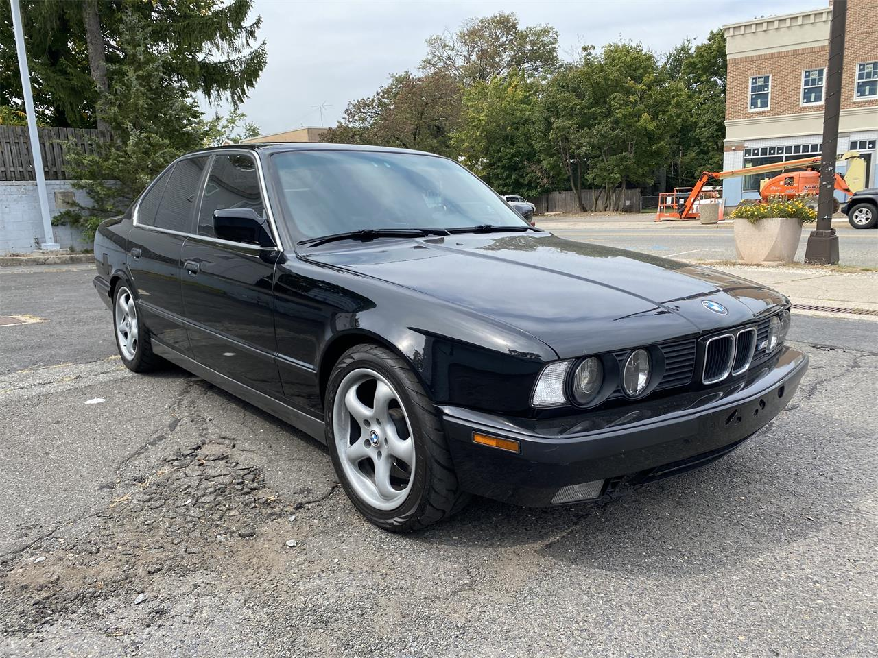 1991 BMW M5 (CC-1393676) for sale in HIGHLAND PARK, New Jersey