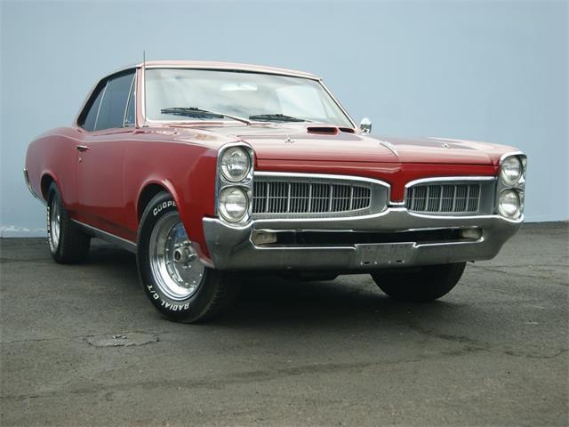1967 Pontiac GTO (CC-1393679) for sale in Phoenix, Arizona