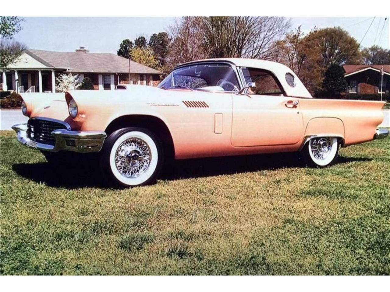 1957 Ford Thunderbird (CC-1390368) for sale in Saratoga Springs, New York