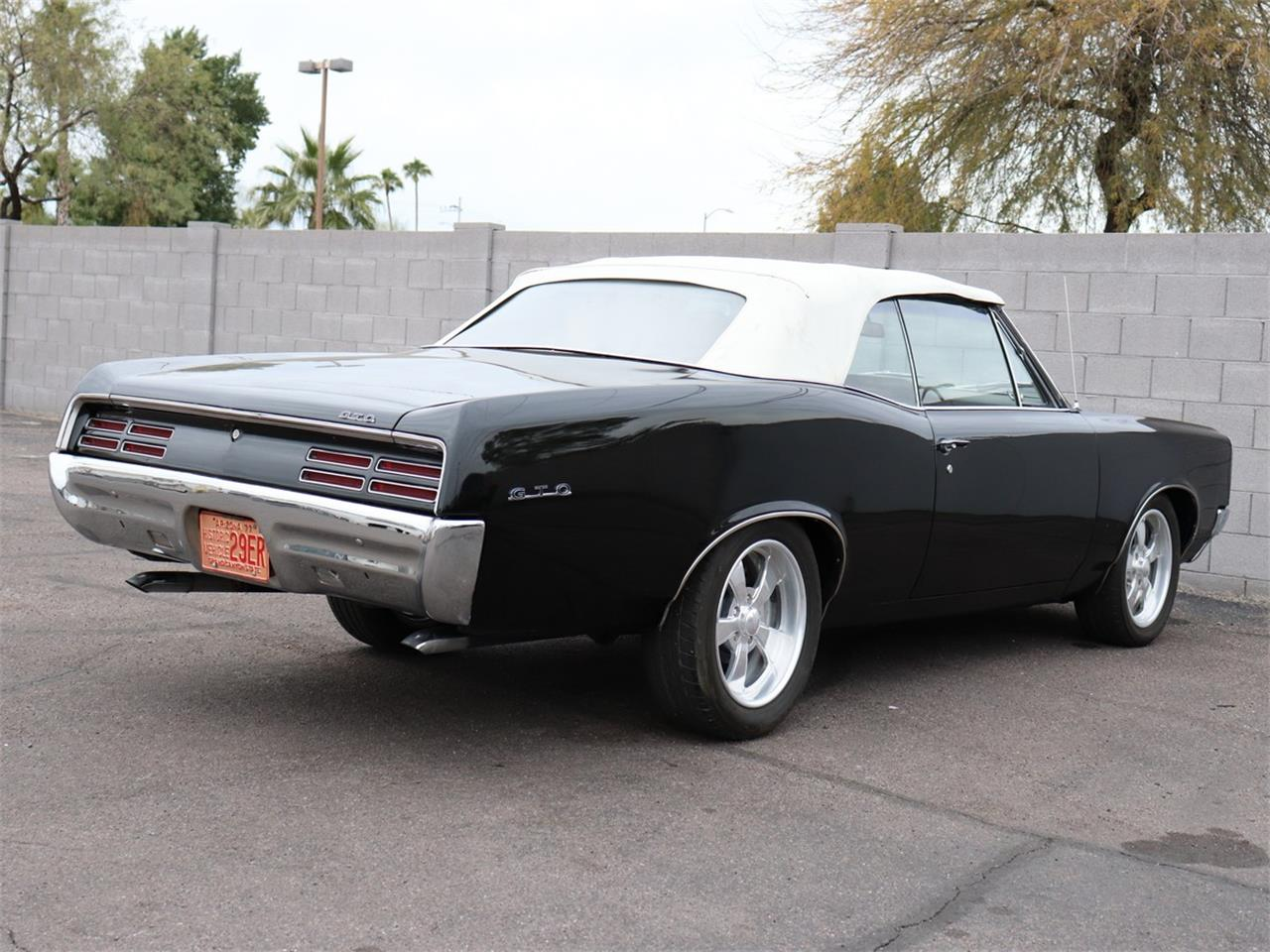 1967 Pontiac GTO (CC-1393681) for sale in Phoenix, Arizona