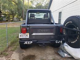 1982 Jeep CJ8 Scrambler (CC-1393683) for sale in ENTERPRISE, Alabama