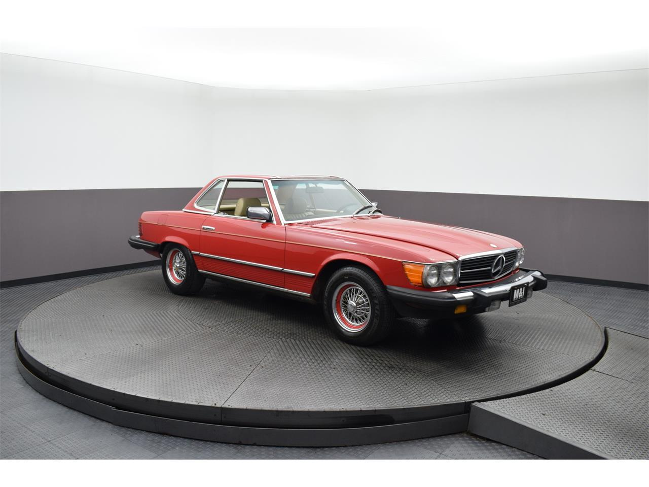 1980 Mercedes-Benz 450SL (CC-1393684) for sale in Highland Park, Illinois