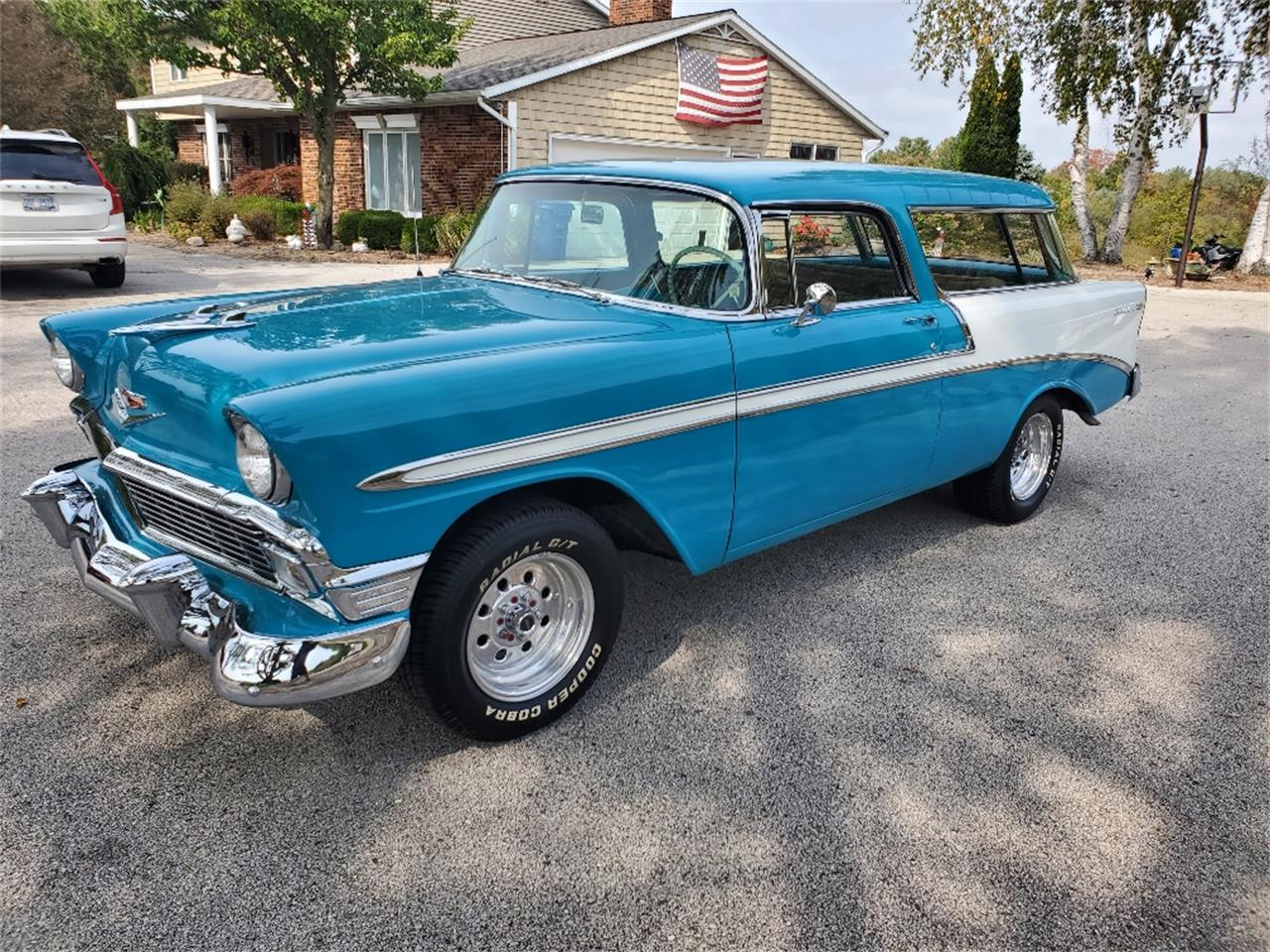 1956 Chevrolet Bel Air Nomad (CC-1393686) for sale in Nunica, Michigan