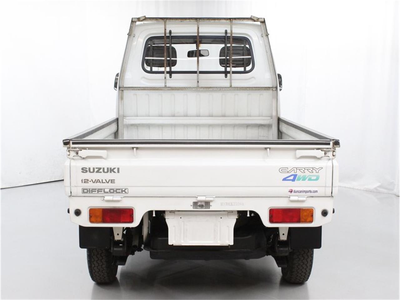 1992 Suzuki Carry (CC-1393688) for sale in Christiansburg, Virginia