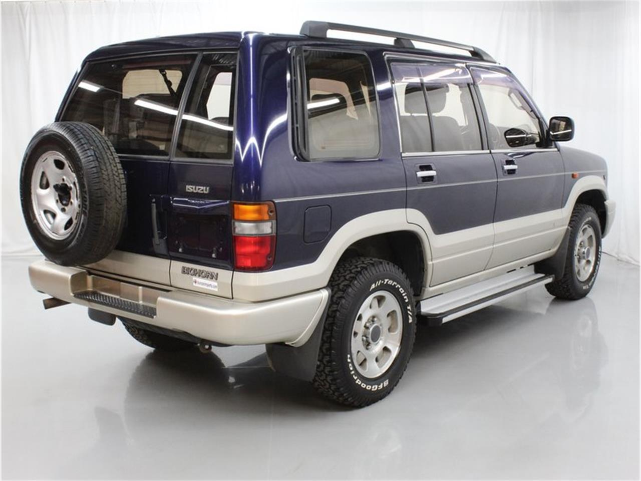 1995 Isuzu Trooper (CC-1393689) for sale in Christiansburg, Virginia