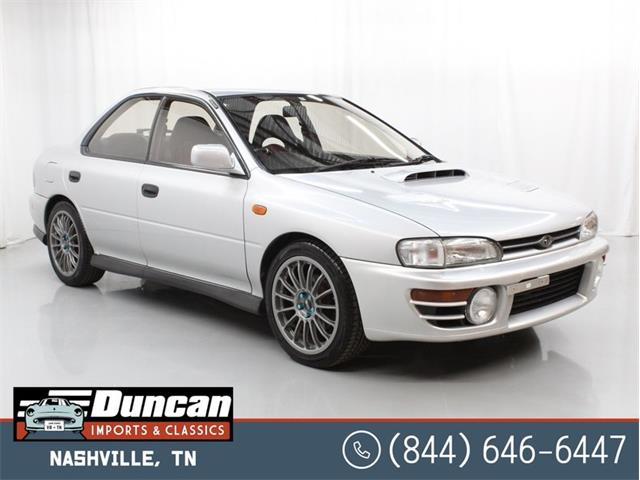 1992 Subaru Impreza (CC-1393691) for sale in Christiansburg, Virginia