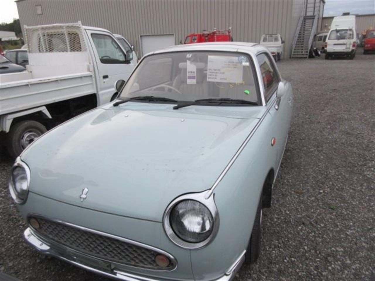 1991 Nissan Figaro (CC-1393717) for sale in Christiansburg, Virginia