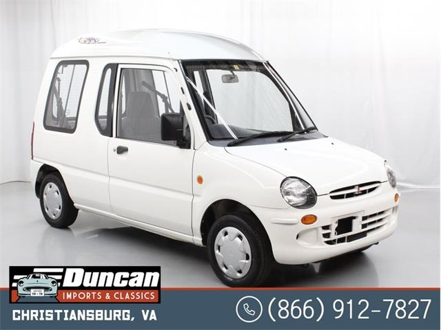 1995 Mitsubishi Minica (CC-1393721) for sale in Christiansburg, Virginia