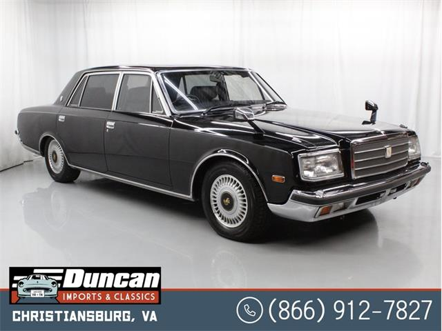 1993 Toyota Century (CC-1393723) for sale in Christiansburg, Virginia