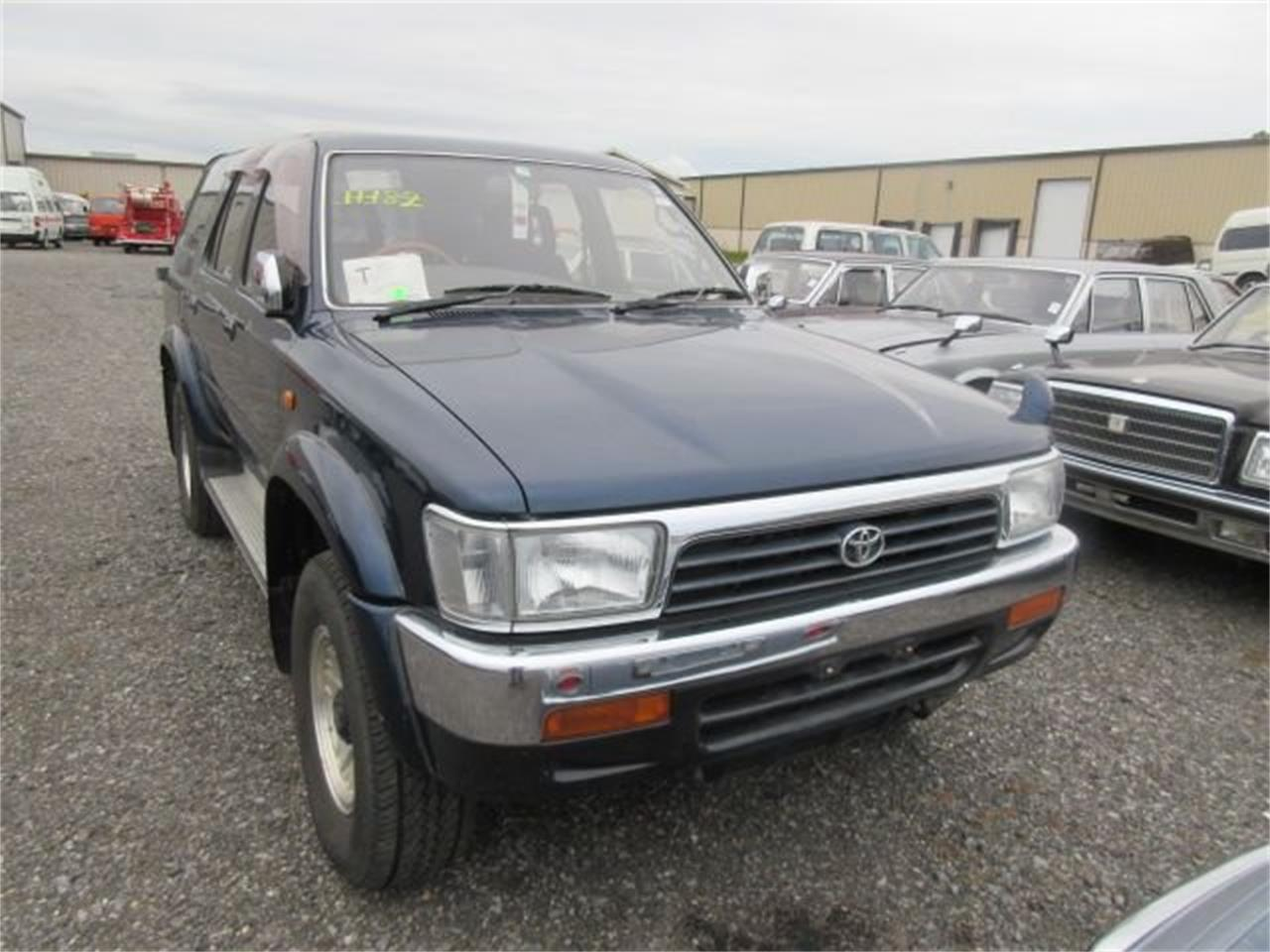 1993 Toyota Hilux (CC-1393725) for sale in Christiansburg, Virginia