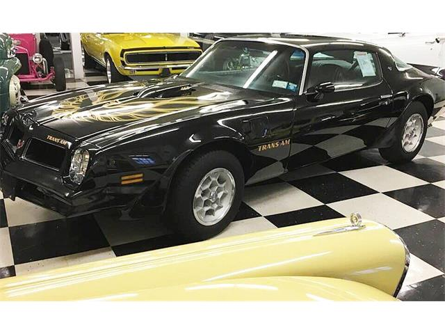 1976 Pontiac Firebird Trans Am (CC-1390373) for sale in Malone, New York
