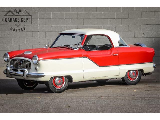 1959 Nash Metropolitan (CC-1393741) for sale in Grand Rapids, Michigan