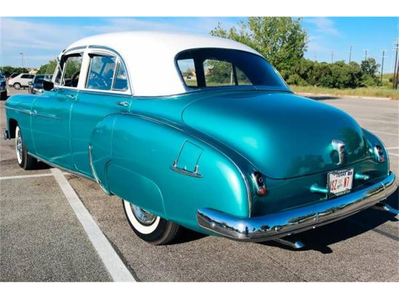 1950 Chevrolet Fleetline (CC-1393754) for sale in Cadillac, Michigan