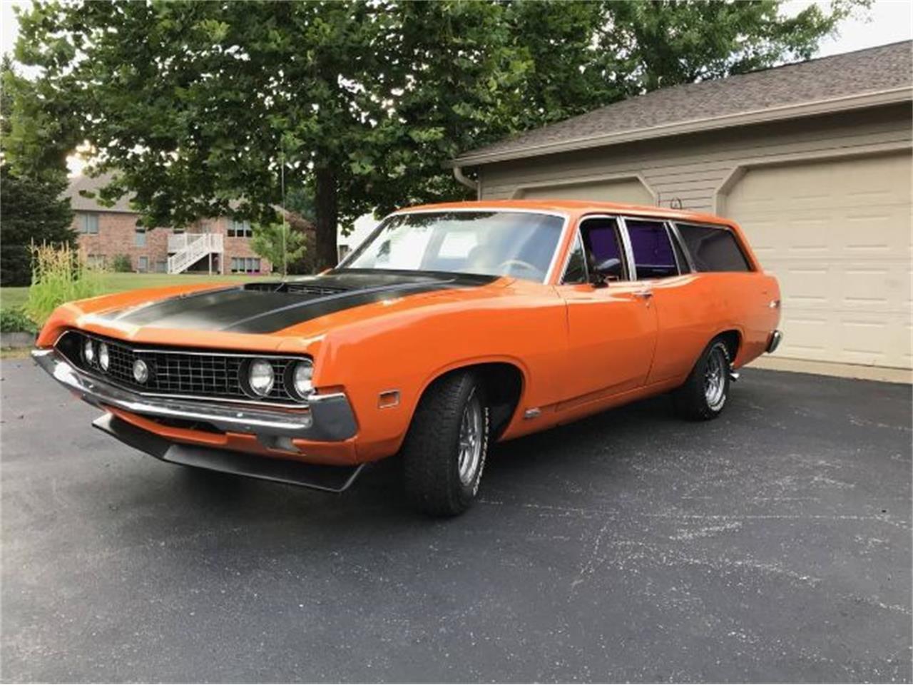 1970 Ford Torino (CC-1393756) for sale in Cadillac, Michigan