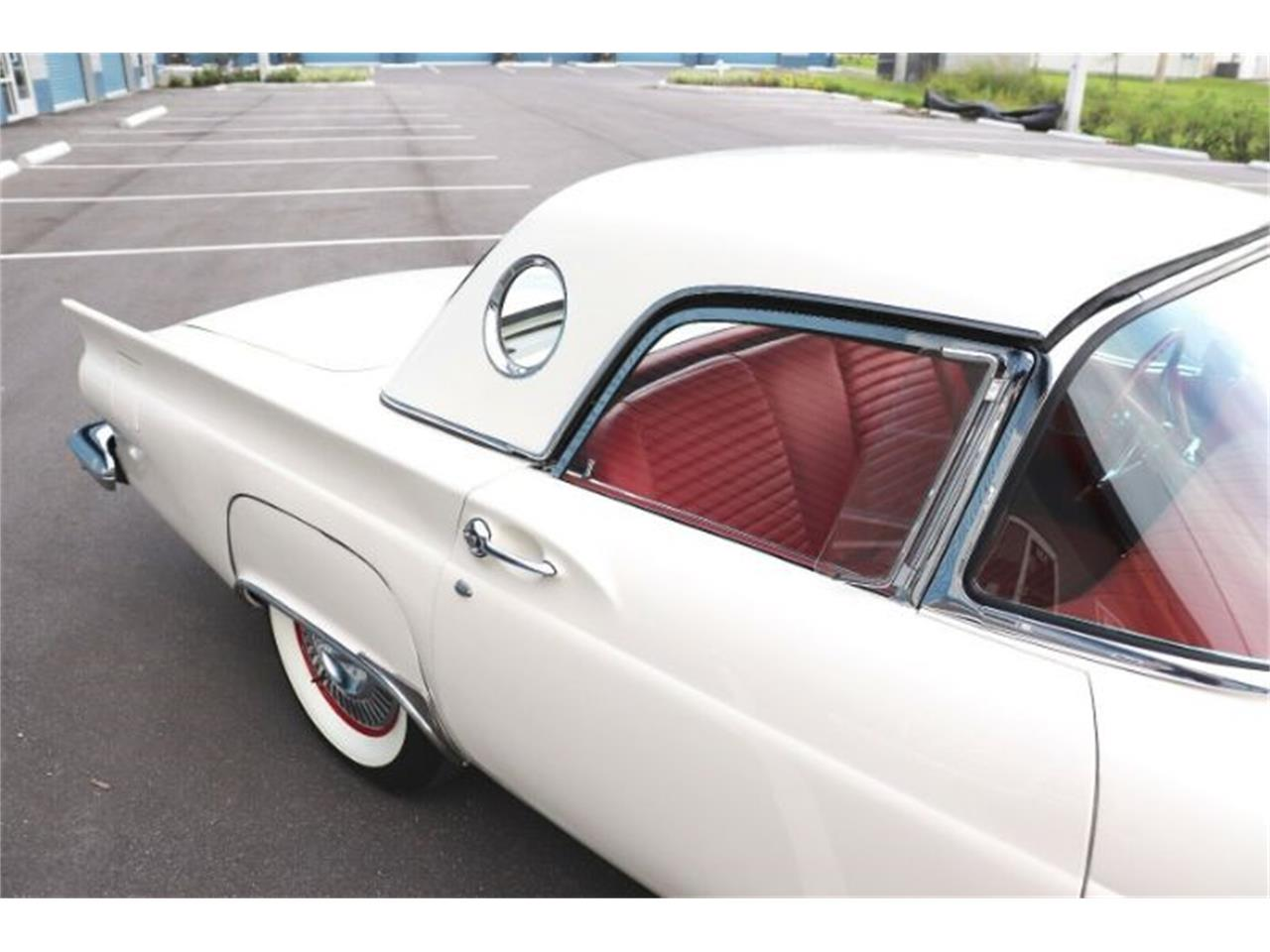 1957 Ford Thunderbird (CC-1393761) for sale in Cadillac, Michigan
