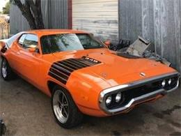 1972 Plymouth Road Runner (CC-1393763) for sale in Cadillac, Michigan