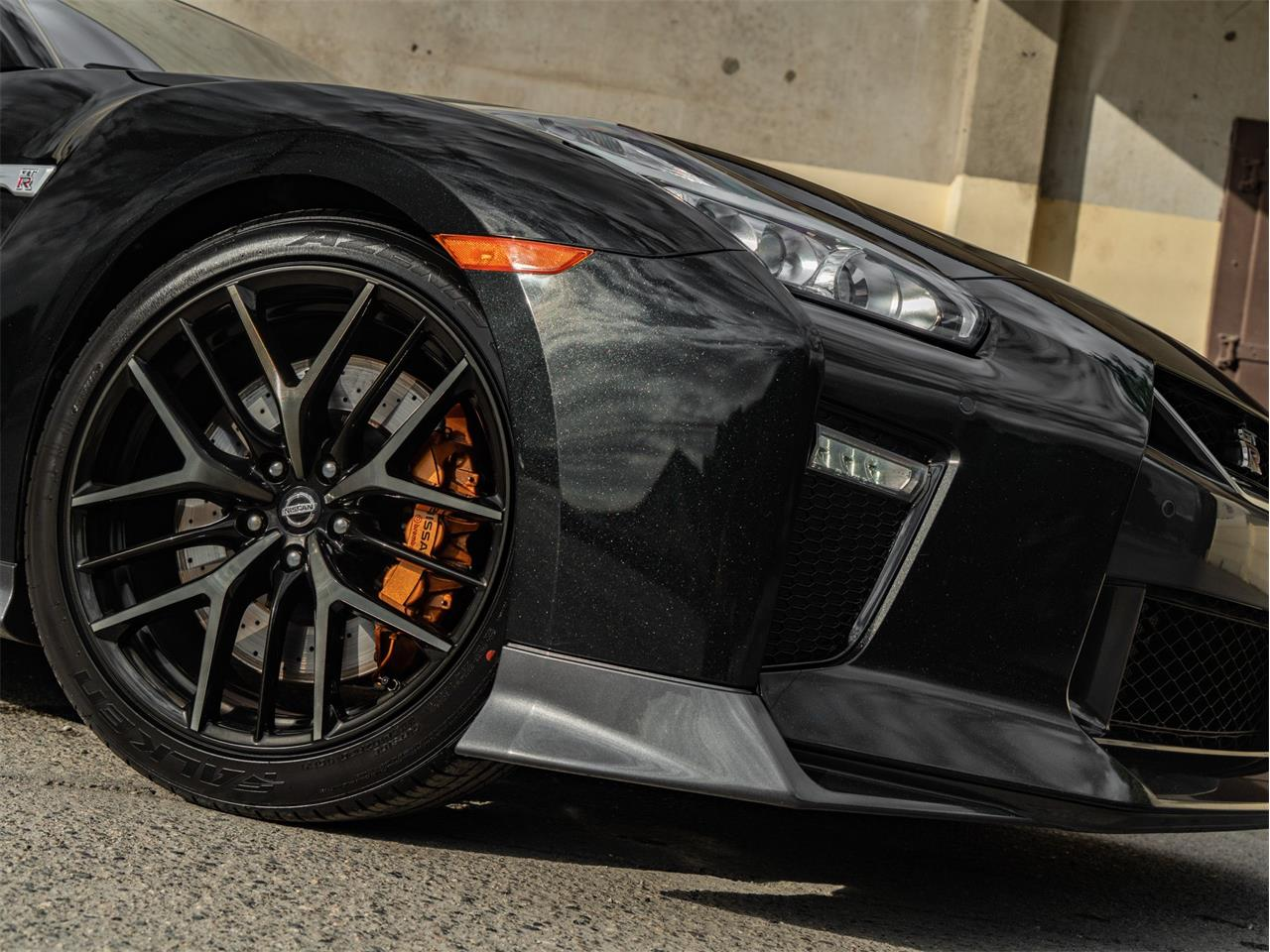 2018 Nissan GT-R (CC-1393768) for sale in Kelowna, British Columbia