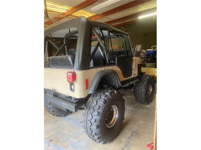 1979 Jeep CJ (CC-1393777) for sale in Mundelein, Illinois