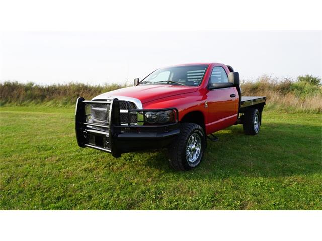 2004 Dodge Ram 2500 (CC-1393778) for sale in Clarence, Iowa