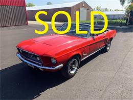1968 Ford Mustang (CC-1393785) for sale in Annandale, Minnesota