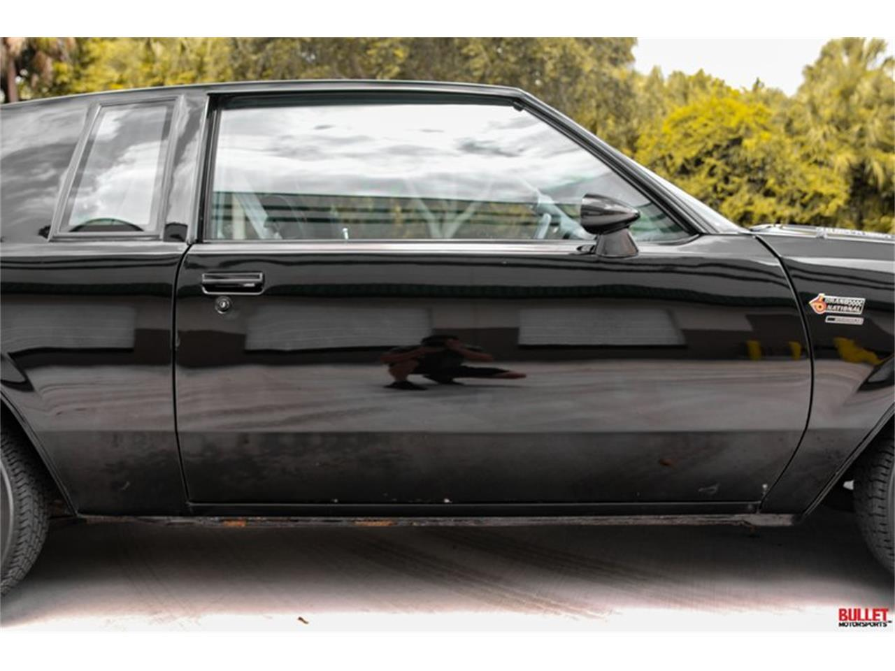 1987 Buick Grand National (CC-1393786) for sale in Fort Lauderdale, Florida