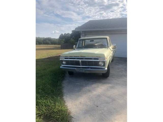 1975 Ford Pickup (CC-1393796) for sale in Cadillac, Michigan