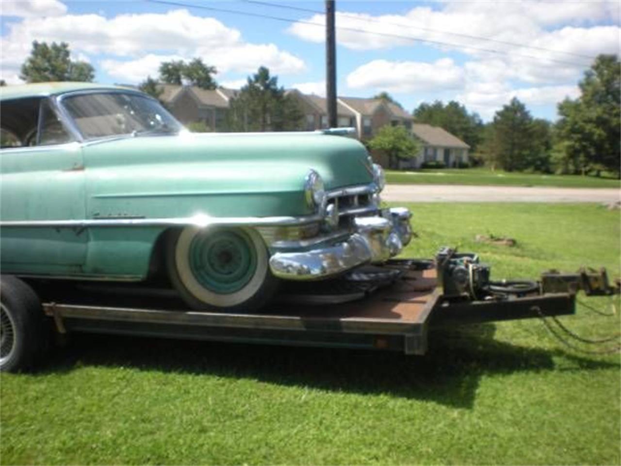 1950 Cadillac DeVille (CC-1393798) for sale in Cadillac, Michigan