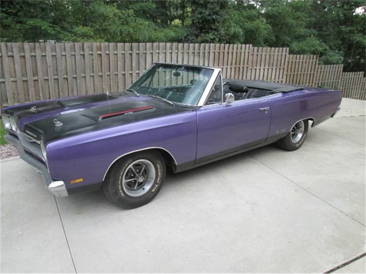 1969 Plymouth GTX (CC-1393799) for sale in Cadillac, Michigan