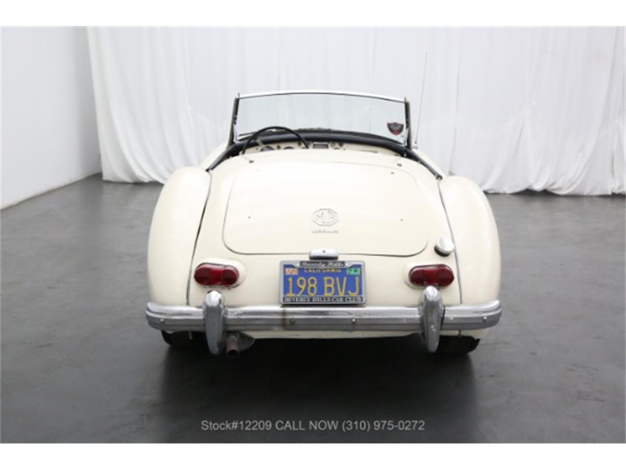 1962 MG MGA (CC-1390038) for sale in Beverly Hills, California