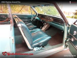 1963 Pontiac Grand Prix (CC-1393800) for sale in Gladstone, Oregon