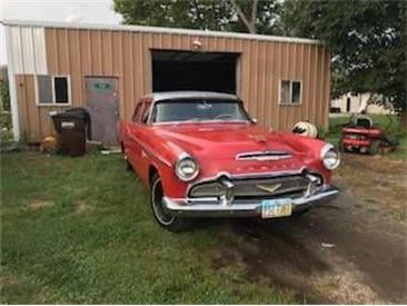 1956 DeSoto Firedome (CC-1393802) for sale in Cadillac, Michigan