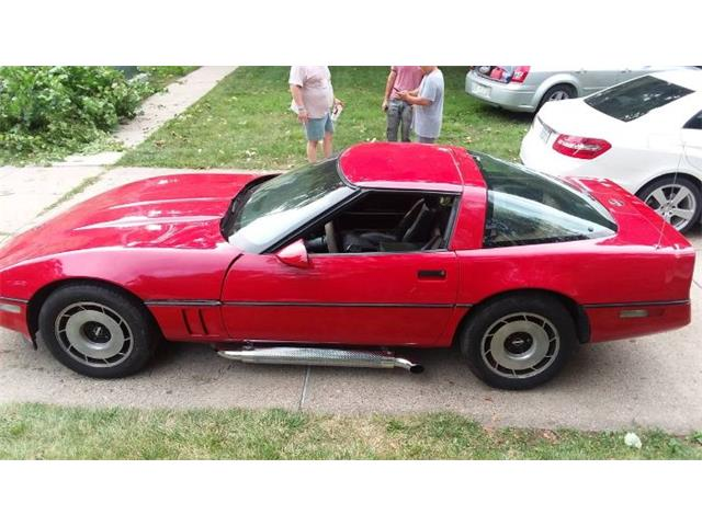 1980 Chevrolet Corvette (CC-1393803) for sale in Cadillac, Michigan