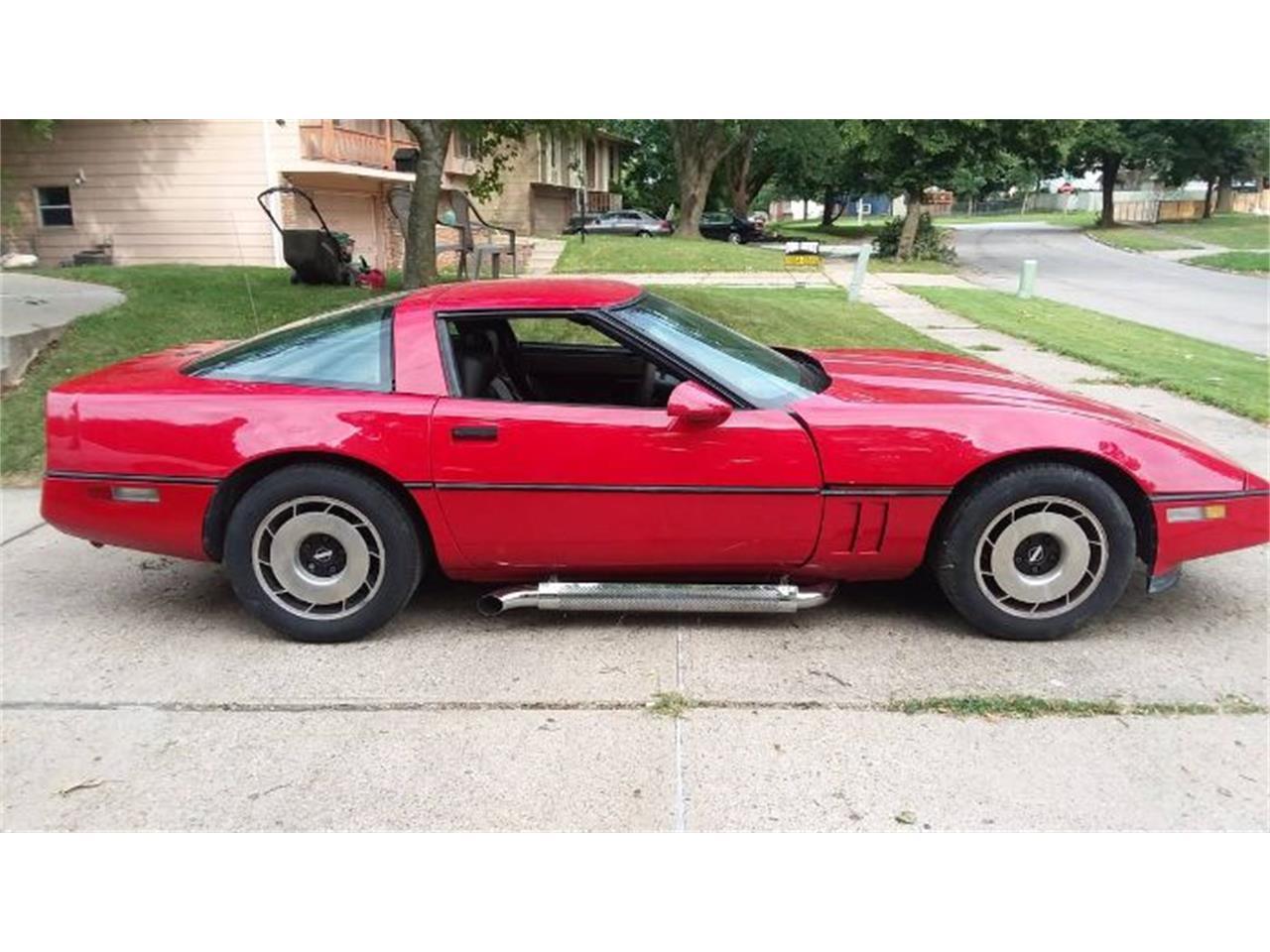 1980 Chevrolet Corvette (CC-1393803) for sale in Cadillac, Michigan