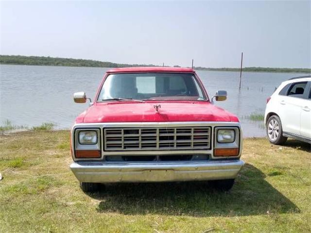 1982 Dodge D150 (CC-1393810) for sale in Cadillac, Michigan