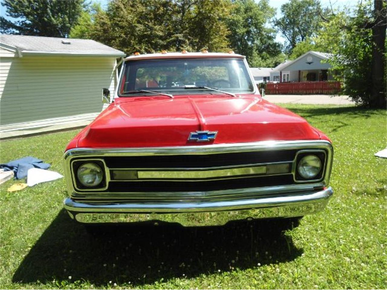 1969 Chevrolet C20 (CC-1393811) for sale in Cadillac, Michigan
