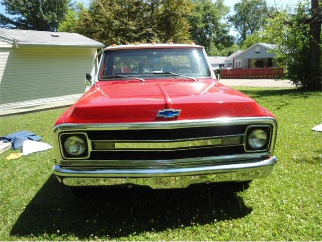 1969 Chevrolet C20 (CC-1393811) for sale in Cadillac, Michigan