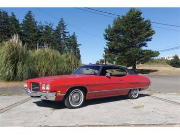 1972 Pontiac LeMans (CC-1393813) for sale in Cadillac, Michigan