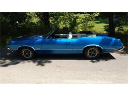 1972 Oldsmobile Cutlass (CC-1393815) for sale in Cadillac, Michigan
