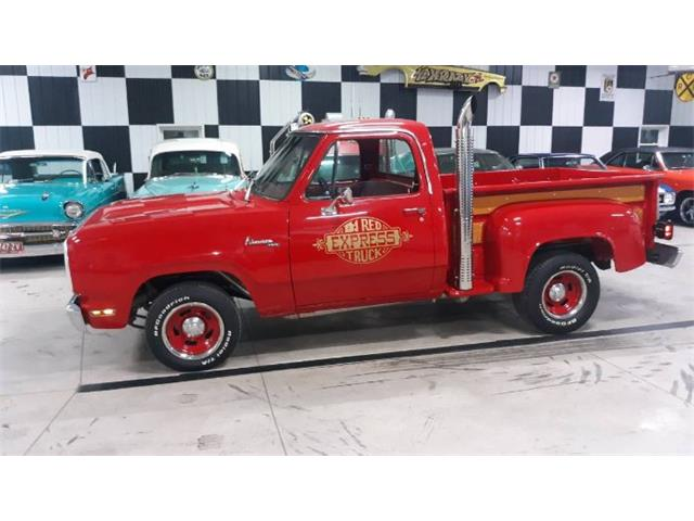 1979 Dodge Little Red Express (CC-1393816) for sale in Cadillac, Michigan