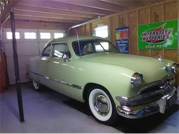 1950 Ford Custom (CC-1393825) for sale in Cadillac, Michigan