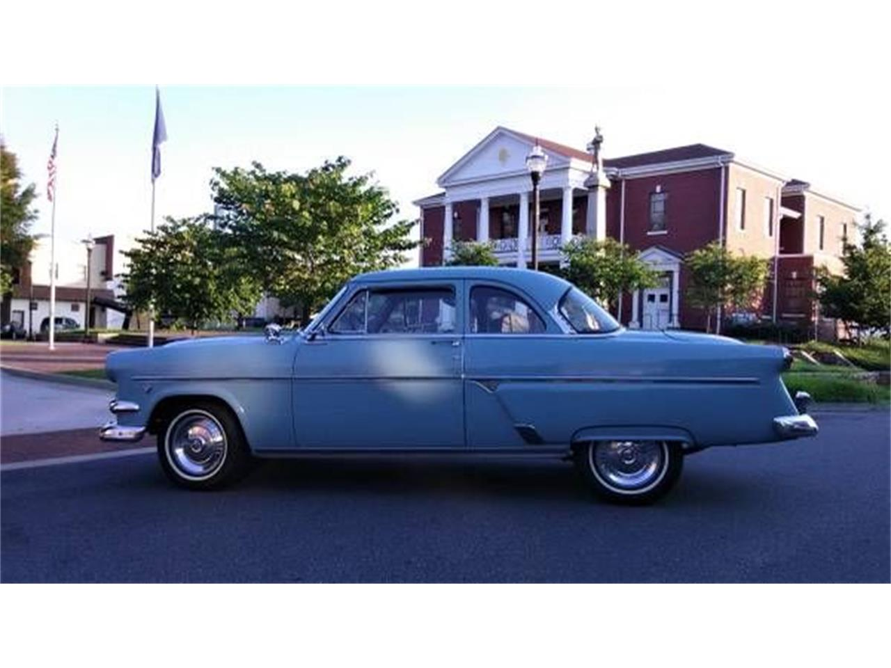 1954 Ford Business Coupe (CC-1393834) for sale in Cadillac, Michigan