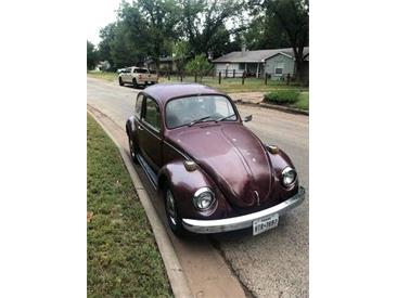 1970 Volkswagen Beetle (CC-1393841) for sale in Cadillac, Michigan