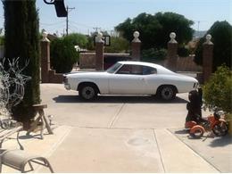 1972 Chevrolet Chevelle (CC-1393842) for sale in Cadillac, Michigan