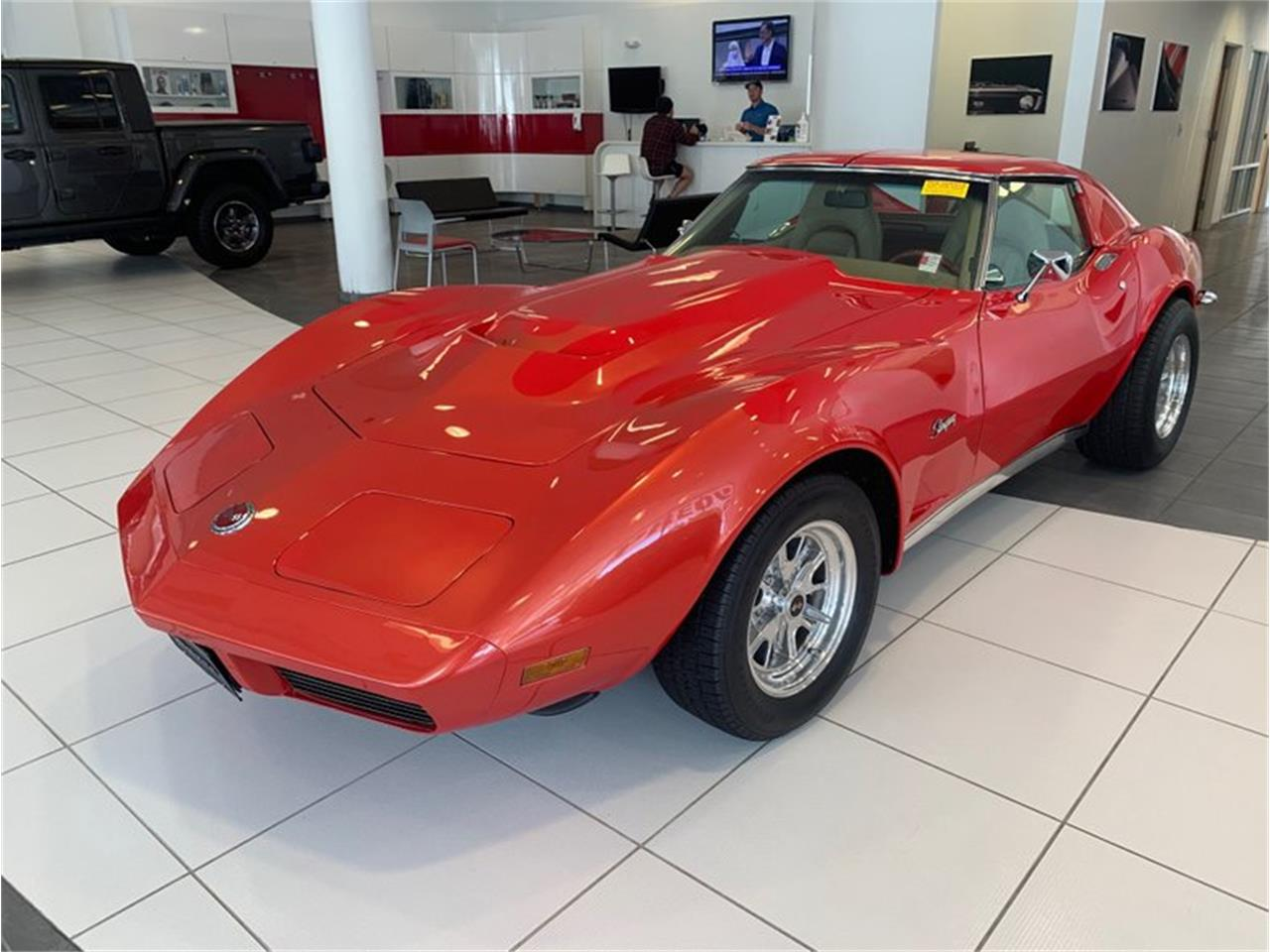 1973 Chevrolet Corvette (CC-1393846) for sale in Greensboro, North Carolina