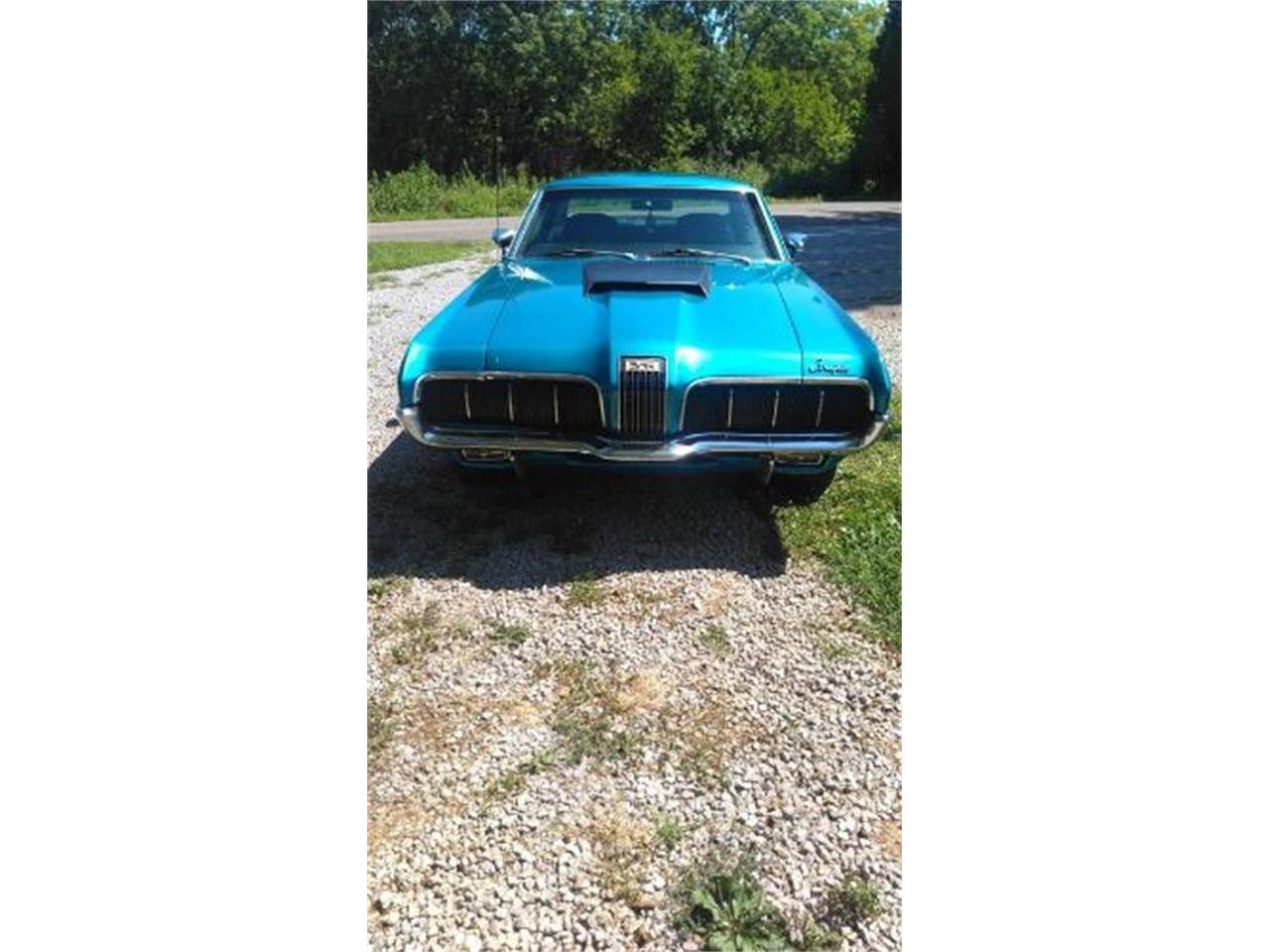 1970 Mercury Cougar (CC-1393847) for sale in Cadillac, Michigan